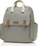 BABYMEL Multifunkční taška Robyn Backpack Navy Stripe