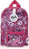BABYMEL Plecak dziecięcy Floral – Pink