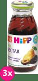 3x HIPP BIO Švestkový nápoj (200 ml)