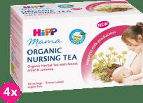 4x HIPP MAMA Bio čaj pro kojící matky 20x1,5g