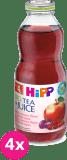 4x HIPP BIO Šípkový čaj se šťávou z červených plodů 500ml