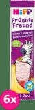 6x HIPP BIO Ovocná tyčinka Banán-Jablko-Maliny, 23 g