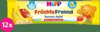 12x HIPP BIO Tyčinka Banán-Jablko, (25 g)