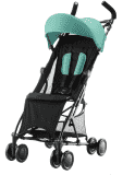 BRITAX Wózek Holiday - Aqua Green 2018