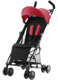 BRITAX Kočík Holiday -  Flame Red 2018