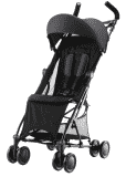 BRITAX Wózek Holiday - Cosmos Black 2018