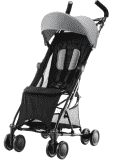 BRITAX Wózek Holiday - Storm Grey 2018