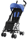 BRITAX Wózek Holiday - Ocean Blue 2018