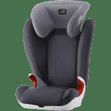 RÖMER Fotelik samochodowy Kid II (15-36kg) - Storm Grey 2018