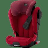 RÖMER KIDFIX XP SICT BLACK SERIES Fotelik samochodowy ISOFIX (15-36kg) - Flame Red 2018