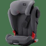RÖMER KIDFIX XP SICT BLACK SERIES Fotelik samochodowy ISOFIX (15-36kg) - Storm Grey 2018