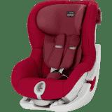 RÖMER KING II Fotelik samochodowy (9-18kg) - Flame Red 2018