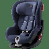 RÖMER KING II BLACK SERIES Fotelik samochodowy (9-18kg) - Flame Red 2018