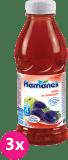 3x HAMÁNEK Se švestkami (500 ml) - nápoj