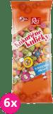 6x REJ Kukuřičné kuličky s ovocnou příchutí