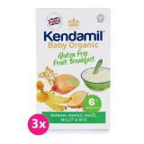 3x KENDALIFE Mango a Passion Fruit koktail (450 g)