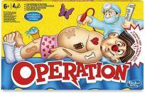 HASBRO Spoločenská hra pre deti Operácia