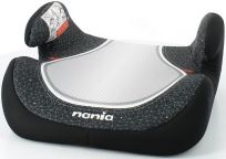 NANIA Podsedák Topo Comfort (15-36 kg) - Skyline Black