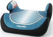 NANIA Topo Comfort (15-36 kg) Siedzisko samochodowe – Skyline Blue
