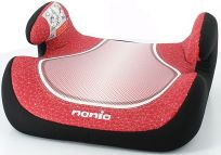 NANIA Podsedák Topo Comfort (15-36 kg) - Skyline Red