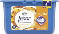LENOR Silk Orchid 14 ks - tablety na praní