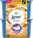 LENOR Silk Orchid 28 ks - tablety na pranie