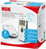 NUK Audio chůvička ECO Control Display 530D+