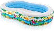 INTEX Bazén nafukovací Paradise 262x160x46 cm