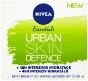 NIVEA Denní krém Urban Skin 50 ml