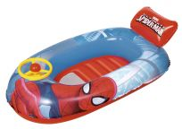 BESTWAY Dmuchany ponton Spiderman, 112x70 cm
