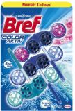 BREF Color Aktiv Mix 3x50 g – WC Blok