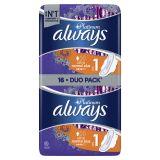 ALWAYS Hygienické vložky Platinum Ultra Normal Plus Duopack 16 ks