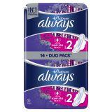 ALWAYS Hygienické vložky Platinum Ultra Super Plus Duopack 14 ks