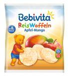 BEBIVITA Ryžové oplátky Jablko-Mango  35 g