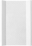 CEBA Przewijak miękki krótki (50x70) – Caro Białe