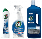 CIF Koupelna - economy pack