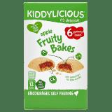 KIDDYLICIOUS Ciasteczka z jabłkami 132 g
