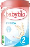 BABYBIO Primea 2 (900 g) – dojčenské mlieko