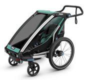 THULE Chariot Lite1 dětský vozík, cyklovozík Bluegrass