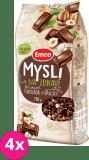 4x EMCO Mysli - čokoláda a ořechy 750 g
