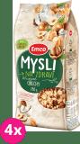 4x EMCO Mysli - ořechy 750 g