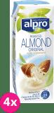 4x ALPRO Mandľový nápoj 250 ml