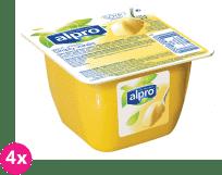 4x ALPRO Sójový dezert vanilkový 125 g