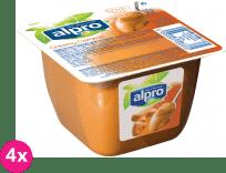 4x ALPRO Sójový dezert karamelový 125 g