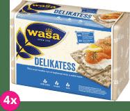 4x WASA Delikatess 270 g