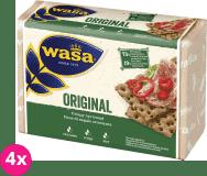 4x WASA Original 275 g