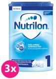 3x NUTRILON 1 (800g) - kojenecké mléko