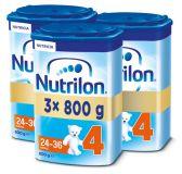 3x NUTRILON 4 (800g) - dojčenské mlieko