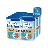 5+1 NUTRILON 4 (800g) - kojenecké mléko