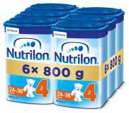 6x NUTRILON 4 (800g) - dojčenské mlieko